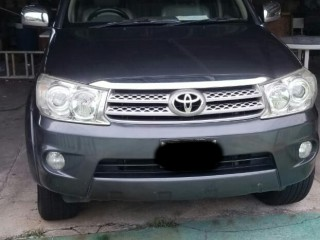 2010 Toyota Fortuner for sale in Kingston / St. Andrew, Jamaica