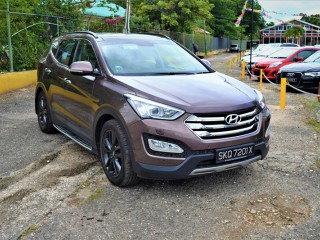 2014 Hyundai SANTA FE for sale in Kingston / St. Andrew, Jamaica