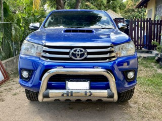 2016 Toyota Hilux SRV for sale in Kingston / St. Andrew,