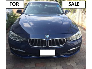 '16 BMW 320i for sale in Jamaica