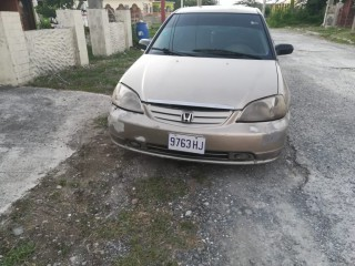 '01 Honda Civic for sale in Jamaica