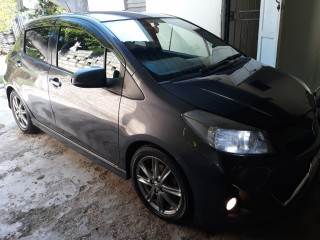 '11 Toyota Vitz RS for sale in Jamaica