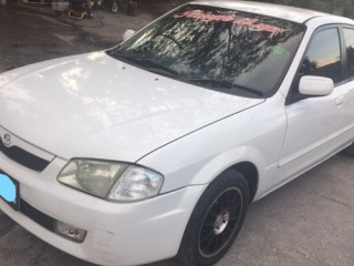 1998 Mazda FAMILIA for sale in Kingston / St. Andrew, Jamaica
