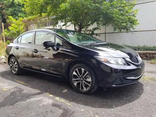 '14 Honda Civic Ex for sale in Jamaica