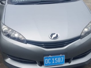 2012 Toyota wish for sale in Jamaica