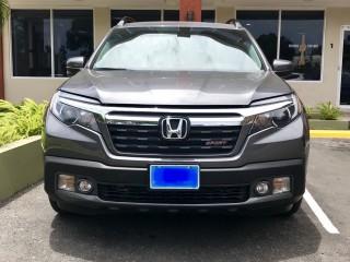 '17 Honda Ridgeline for sale in Jamaica