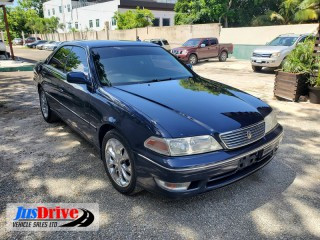 1996 Toyota Mark II for sale in Kingston / St. Andrew, Jamaica