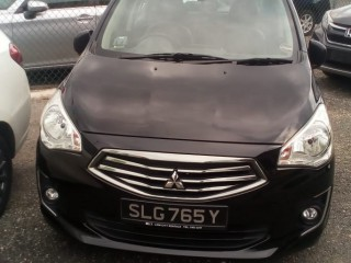 2017 Mitsubishi Attrage for sale in Kingston / St. Andrew, Jamaica
