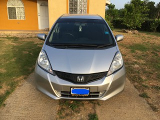 '12 Honda Fit for sale in Jamaica