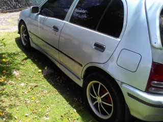 '99 Toyota Starlet for sale in Jamaica