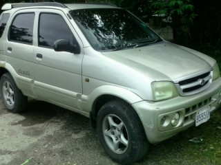 '05 Daihatsu Terios for sale in Jamaica