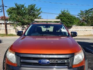 2014 Ford Ranger Wildtrak for sale in Kingston / St. Andrew, Jamaica