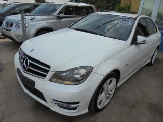 2013 Mercedes Benz C 200 for sale in Kingston / St. Andrew, Jamaica