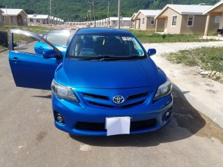 '10 Toyota Corolla for sale in Jamaica