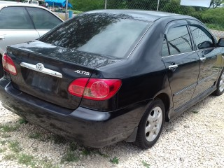 '05 Toyota Altis for sale in Jamaica