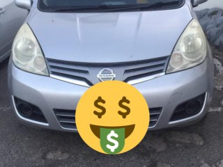 2012 Nissan Note for sale in Kingston / St. Andrew, Jamaica