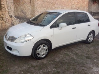2010 Nissan Tiida for sale in Jamaica