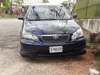 '07 Toyota altis for sale in Jamaica