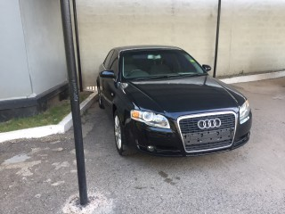 '07 Audi A4 for sale in Jamaica
