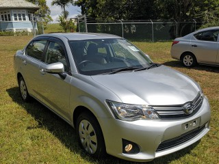 2014 Toyota Axio G Package for sale in Manchester, Jamaica