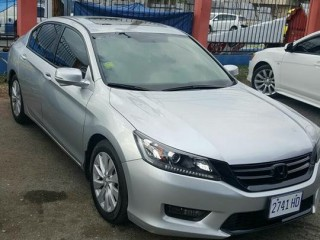 '14 Honda Accord for sale in Jamaica