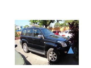 2006 Toyota Land Cruiser Prado for sale in Kingston / St. Andrew, Jamaica