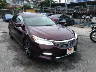 '17 Honda Accord for sale in Jamaica