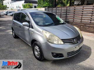 2010 Nissan NOTE for sale in Kingston / St. Andrew, Jamaica