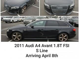 2011 Audi A4 Avant Sport Line for sale in Kingston / St. Andrew, Jamaica