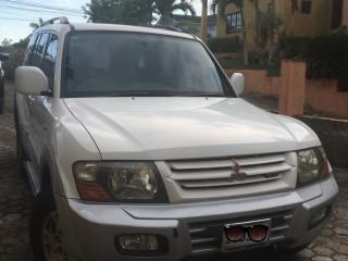 '00 Mitsubishi Pajero for sale in Jamaica