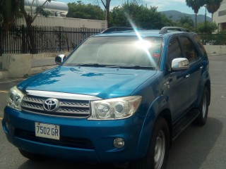 2011 Toyota Fortuner for sale in Kingston / St. Andrew, Jamaica