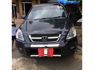 '04 Honda CRV for sale in Jamaica