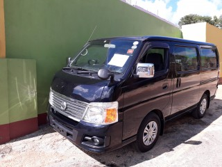 '12 Nissan Caravan for sale in Jamaica
