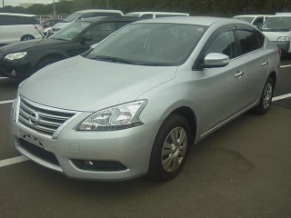 '15 Nissan Sylphy for sale in Jamaica