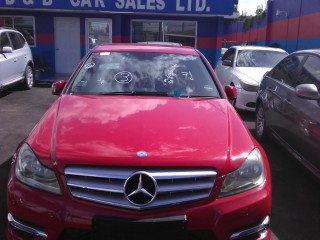 2013 Mercedes Benz C180 for sale in Kingston / St. Andrew, Jamaica