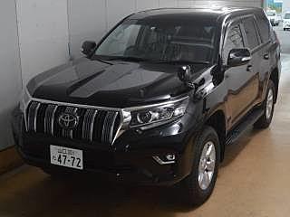 2018 Toyota PRADO TX for sale in Kingston / St. Andrew, Jamaica