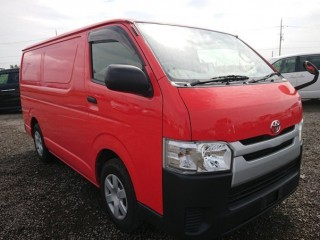 2015 Toyota HIACE PANEL VAN for sale in Kingston / St. Andrew, Jamaica