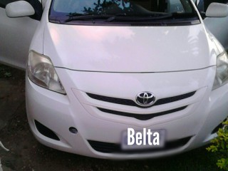'07 Toyota Belta for sale in Jamaica