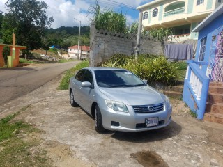 2010 Toyota axio for sale in Jamaica