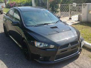 '10 Mitsubishi Evolution for sale in Jamaica