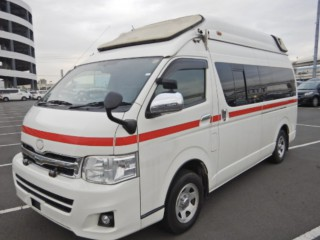 2010 Toyota HIACE COMMUTER AMBULANCE for sale in Clarendon, Jamaica