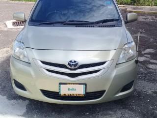 '08 Toyota Belta for sale in Jamaica
