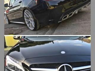 '15 Mercedes Benz C300 for sale in Jamaica