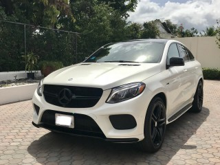 2016 Mercedes Benz GLE 450 BiTurbo for sale in Jamaica