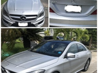 '15 Mercedes Benz CLA for sale in Jamaica