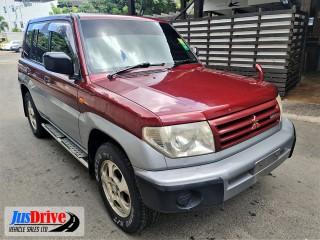 1998 Mitsubishi PAJERO for sale in Kingston / St. Andrew, Jamaica