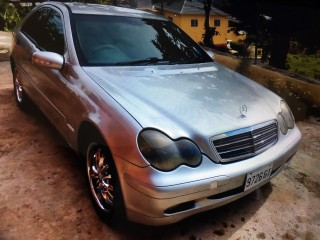 2001 Mercedes Benz C class for sale in Jamaica