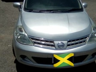 '08 Nissan Tida for sale in Jamaica
