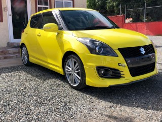 2014 Suzuki Swift Sport 6spd for sale in Kingston / St. Andrew, Jamaica
