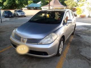 '07 Nissan Tida for sale in Jamaica